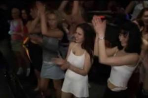 Дискотека только для девушек – секс вечеринка