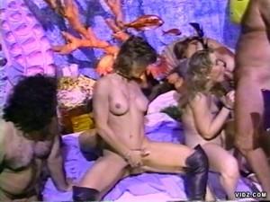 Море спермы и оргазмов для трёх девчонок